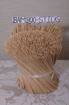 Bamboo sticks suppliers