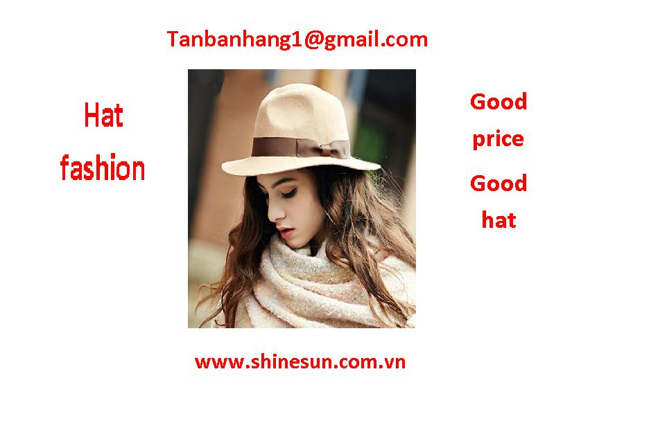hat fashion