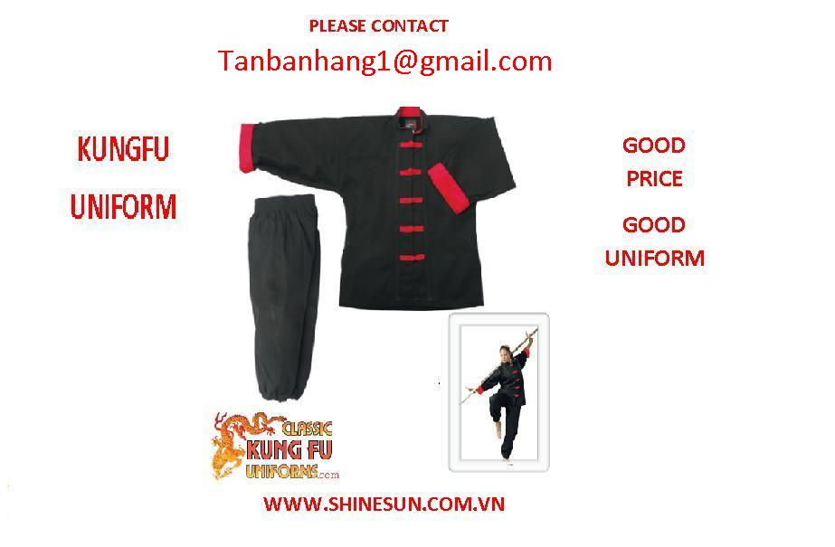 kungfu uniform