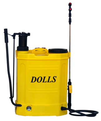 Battery and Hand Operated Sprayers Pump