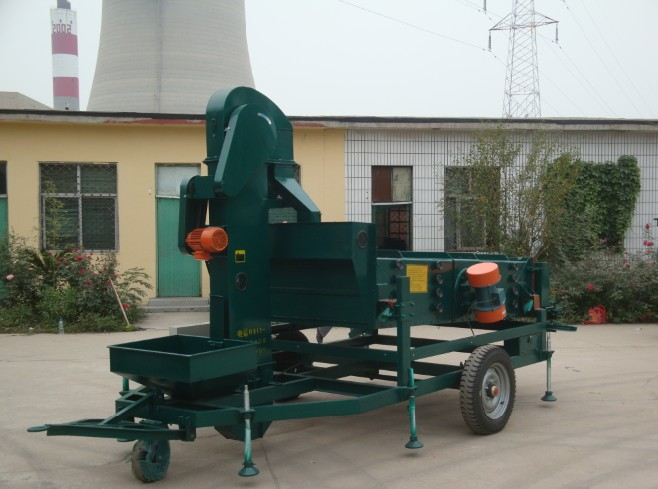 5XFC-5B Grading Machine Seed Processing Machine Agriculture Machinery Sanli Brand