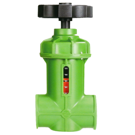PLASTIC CONTROL (THROTTLE) VALVE