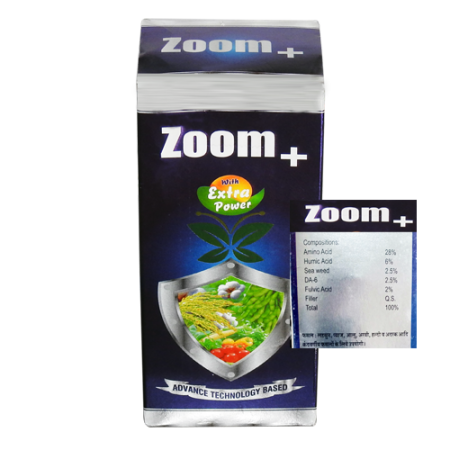 Zoom Plus (Pack of 4 Ltr)